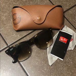 Ray Ban Clubmaster Women's Sunglasses
